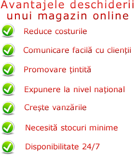 Criza economica si magazinele online