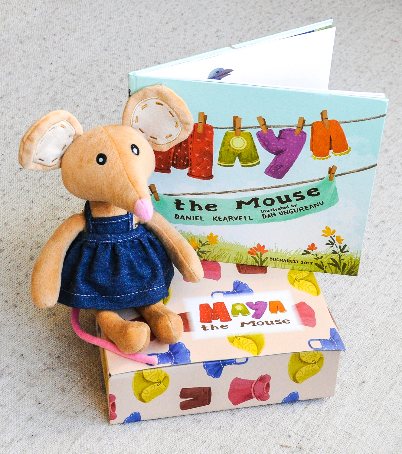 Maya the Mouse-1
