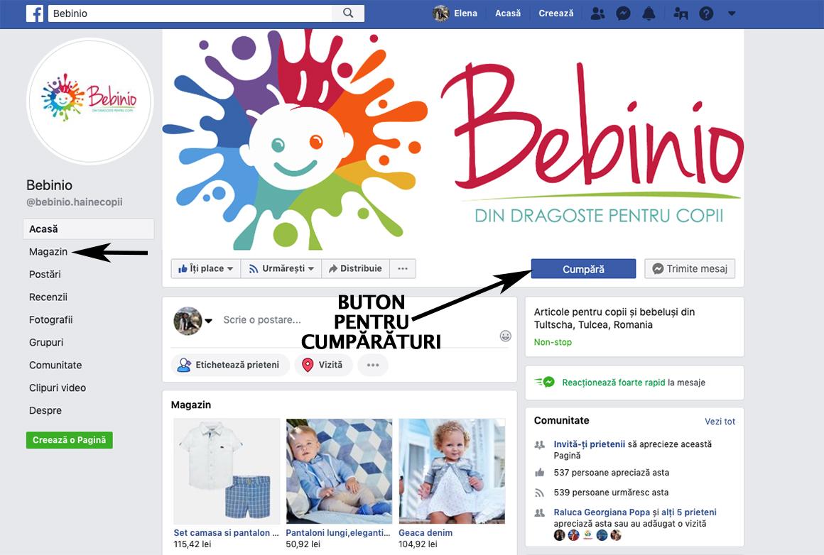 facebook_shop_implementare